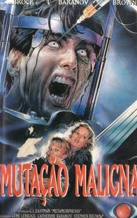 Mutação Maligna - Poster / Capa / Cartaz - Oficial 2