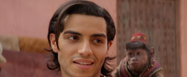Mena Massoud diz que não conseguiu nenhuma audição depois de Aladdin