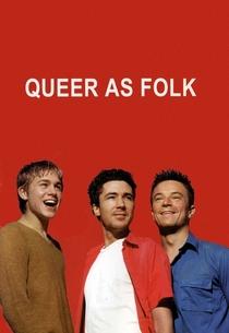 Queer as Folk - Os Assumidos - Poster / Capa / Cartaz - Oficial 4