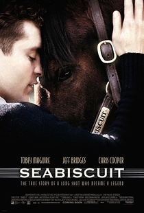 Seabiscuit - Alma de Herói - Poster / Capa / Cartaz - Oficial 1