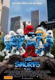 Os Smurfs - Poster / Capa / Cartaz - Oficial 2