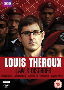 Louis Theroux: Lei e Desordem em Lagos - Poster / Capa / Cartaz - Oficial 1