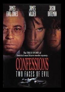 Confissões: Duas Faces do Mal - Poster / Capa / Cartaz - Oficial 2