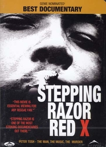 Stepping Razor: Red X - Poster / Capa / Cartaz - Oficial 1