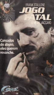 Jogo Fatal - Poster / Capa / Cartaz - Oficial 1