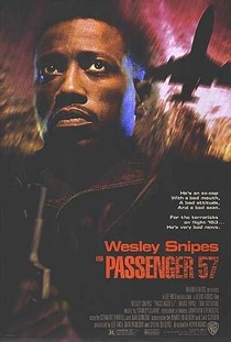 Passageiro 57 - Poster / Capa / Cartaz - Oficial 3