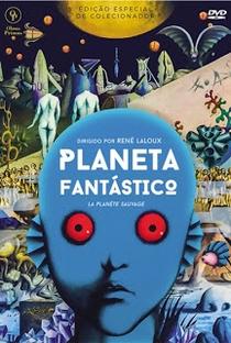 Planeta Fantástico - Poster / Capa / Cartaz - Oficial 2