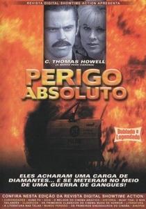 Risco Absoluto - Poster / Capa / Cartaz - Oficial 1