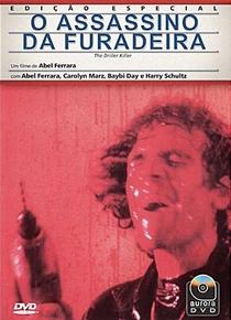 O Assassino da Furadeira - Poster / Capa / Cartaz - Oficial 3