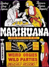 Marihuana - Poster / Capa / Cartaz - Oficial 1