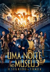 Uma Noite no Museu 3: O Segredo da Tumba - Poster / Capa / Cartaz - Oficial 12