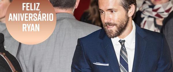 Aniversariante: 3 vezes que Ryan Reynols foi o rei do Instagram