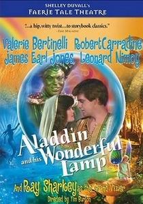 Teatro dos Contos de Fadas: Aladim e a Lâmpada Maravilhosa - Poster / Capa / Cartaz - Oficial 1