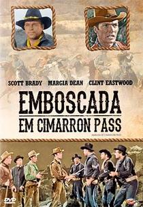 Emboscada em Cimarron Pass - Poster / Capa / Cartaz - Oficial 3