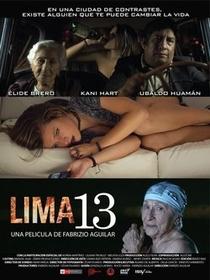 Lima 13 - Poster / Capa / Cartaz - Oficial 1