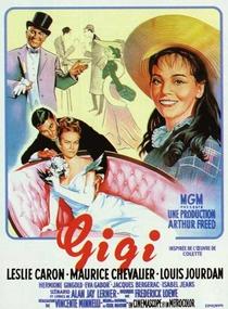Gigi - Poster / Capa / Cartaz - Oficial 4