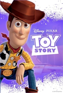Toy Story - Poster / Capa / Cartaz - Oficial 8