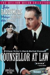 O Conselheiro - Poster / Capa / Cartaz - Oficial 1