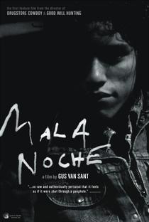 Mala Noche - Poster / Capa / Cartaz - Oficial 2