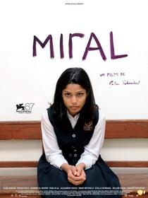 Miral - Poster / Capa / Cartaz - Oficial 2