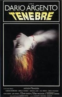 Tenebre - Poster / Capa / Cartaz - Oficial 2