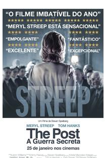 The Post: A Guerra Secreta - Poster / Capa / Cartaz - Oficial 10