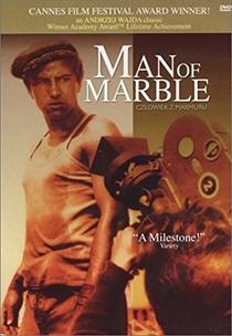 O Homem de Mármore - Poster / Capa / Cartaz - Oficial 5