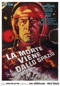 A Morte Vem do Espaço - Poster / Capa / Cartaz - Oficial 1