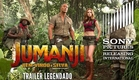 Jumanji | Trailer 1 Legendado | Em Breve nos cinemas