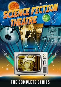 Science Fiction Theatre - Poster / Capa / Cartaz - Oficial 1