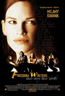 Escritores da Liberdade - Poster / Capa / Cartaz - Oficial 2