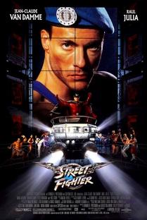 Street Fighter: A Última Batalha - Poster / Capa / Cartaz - Oficial 1