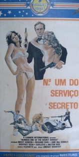 Número um do Serviço Secreto - Poster / Capa / Cartaz - Oficial 2