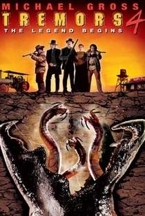 O Ataque dos Vermes Malditos 4: O Começo da Lenda (2004) Assistir Online
