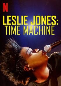 Leslie Jones: Time Machine - Poster / Capa / Cartaz - Oficial 1