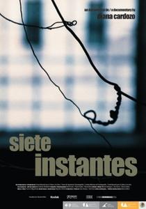 Sete Instantes - Poster / Capa / Cartaz - Oficial 1