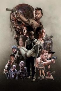 The Walking Dead (5ª Temporada) - Poster / Capa / Cartaz - Oficial 4