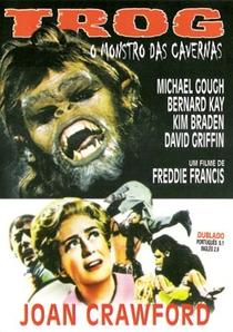 Trog: O Monstro das Cavernas - Poster / Capa / Cartaz - Oficial 2