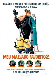 Meu Malvado Favorito 2 - Poster / Capa / Cartaz - Oficial 14
