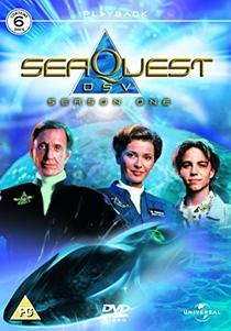 SeaQuest: Missão Submarina (1ª Temporada) - Poster / Capa / Cartaz - Oficial 1
