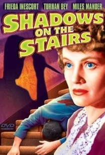 Shadows on the Stairs - Poster / Capa / Cartaz - Oficial 1
