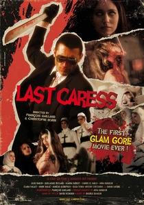Last Caress - Poster / Capa / Cartaz - Oficial 1