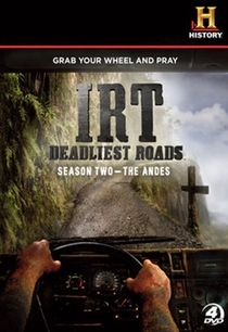 Estradas mortais: Andes (2ª Temporada) - Poster / Capa / Cartaz - Oficial 1