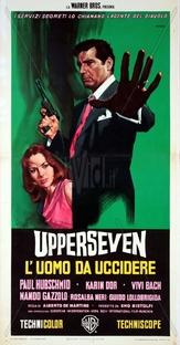 Upperseven - Escolhido para Matar - Poster / Capa / Cartaz - Oficial 1