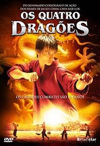 Os Quatro Dragões - Poster / Capa / Cartaz - Oficial 1