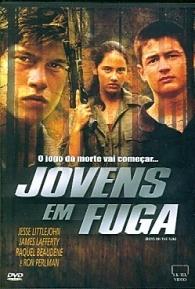 Jovens Em Fuga - Poster / Capa / Cartaz - Oficial 1