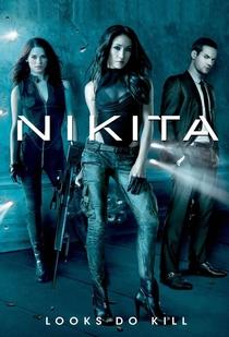 Nikita (4ª Temporada) - Poster / Capa / Cartaz - Oficial 6