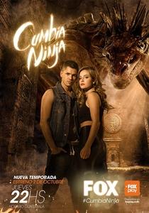 Cumbia Ninja (2ª Temporada) - Poster / Capa / Cartaz - Oficial 1