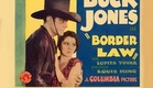 Border Law [1931] Lewis King