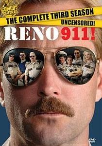 Reno 911! (3ª Temporada) - Poster / Capa / Cartaz - Oficial 1
